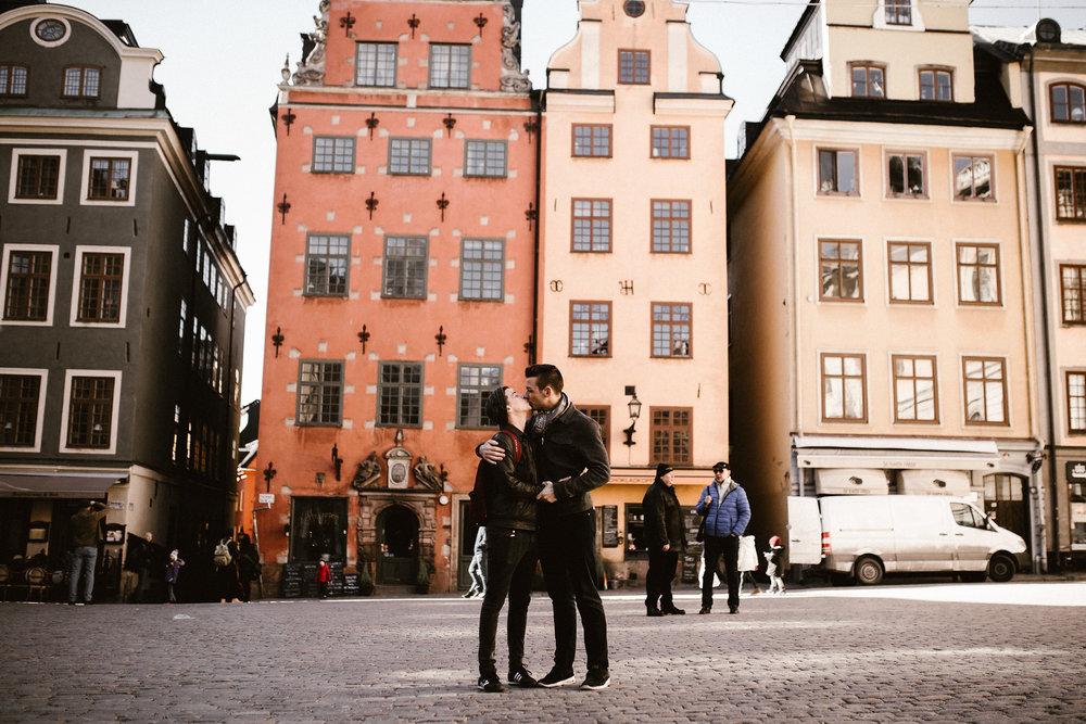 sweden kiss