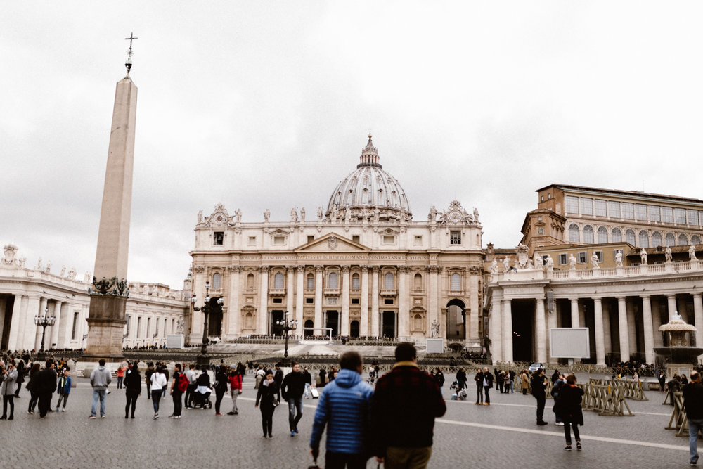The Vatican Square
