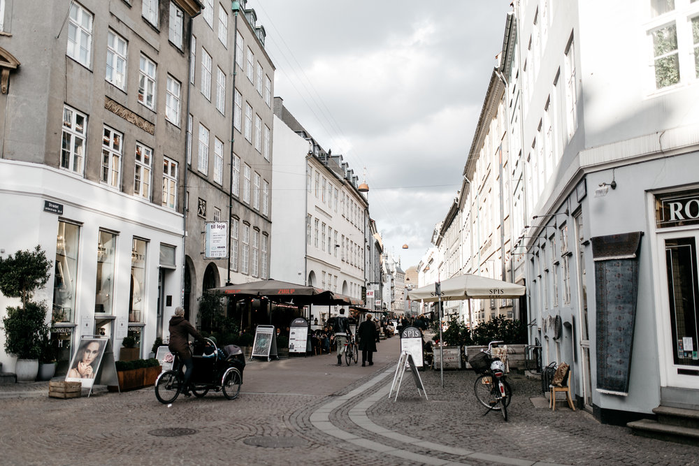 Restaurants and cafés just off the beaten path from Strøget.