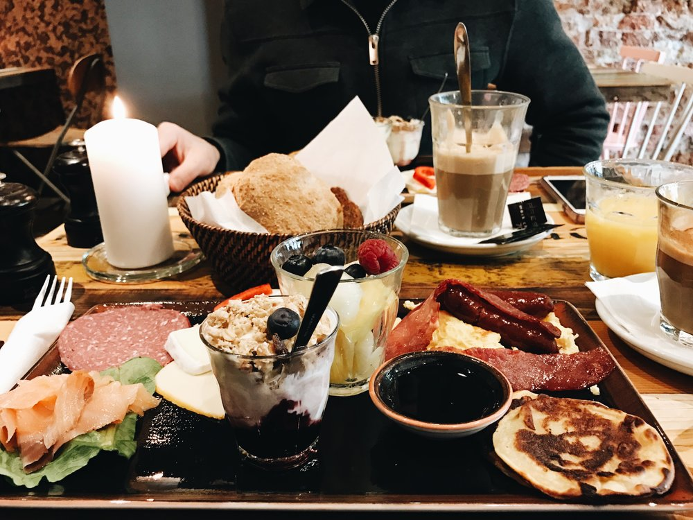 Copenhagen Breakfast