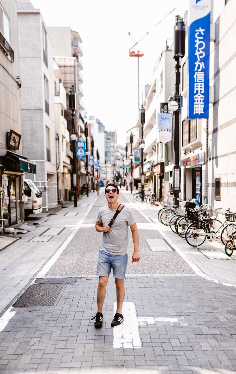 I can't say enough about Tokyo.It is one of a kind, and I believe should be  at least near the top of every travelers must-visit lists! These are only 8 reasons to visit Tokyo Japan, and there are so many more!