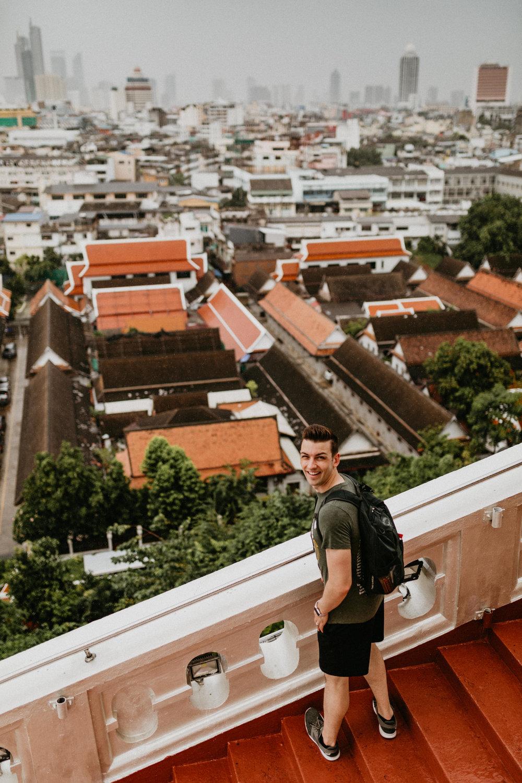 Michael admiring Bangkok's skyline.jpg