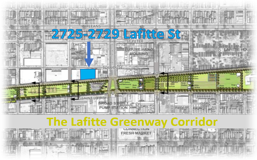 The Lafitte Greenway