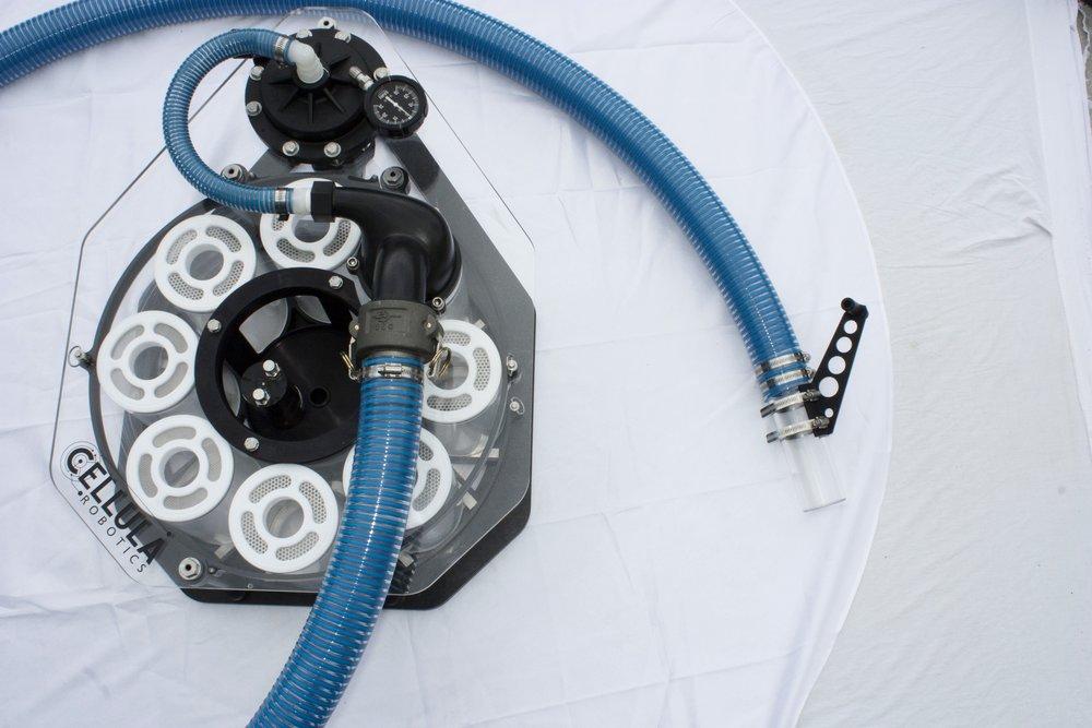 Schmidt Ocean Institute - ROV Suction Sampler