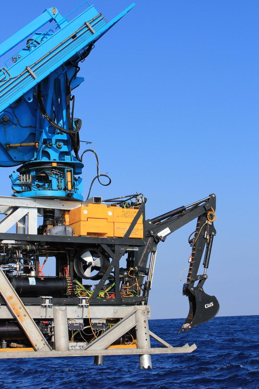 Fukada - Seafloor Excavator Tool Skid