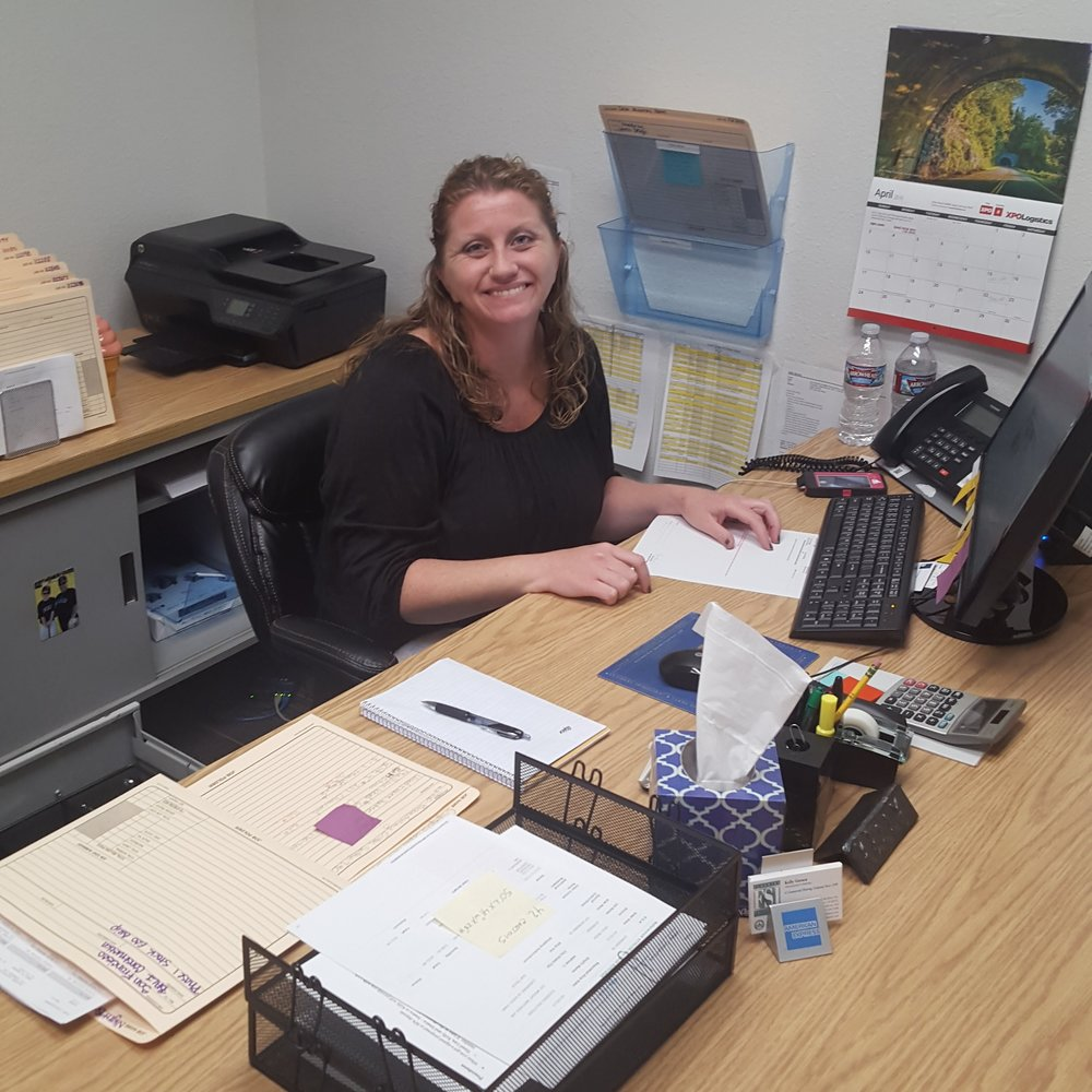 Kelly Gerace, Purchasing Manager 15 years in flooring and 4 years at FSI. Kelly@flooring-solutions.com