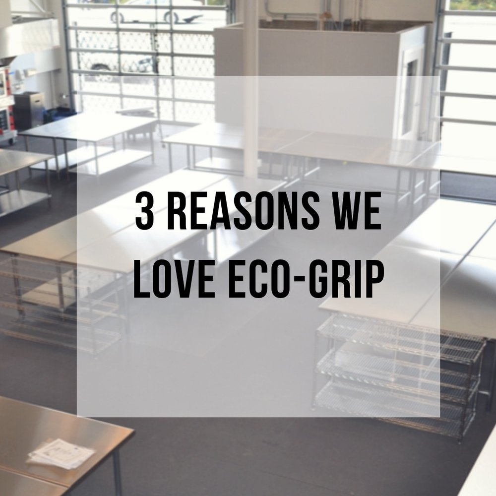 3 reasons we love eco grip