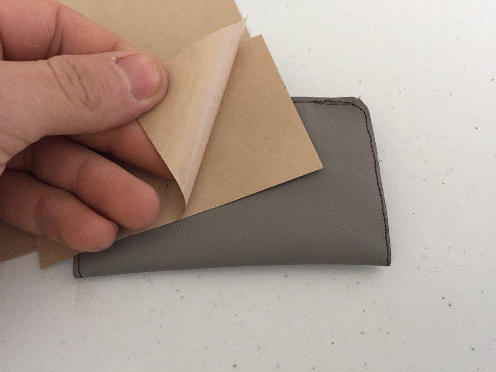 Peeling cover