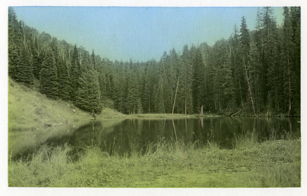 Clark Lake, Utah