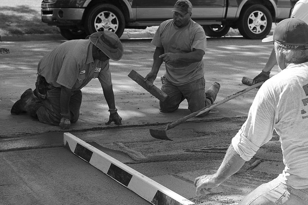 Have a project in mind? - Do you have a project in mind? A driveway or parking lot to pour? Contact us today to find out how we can help you meet your concrete or construction needs.