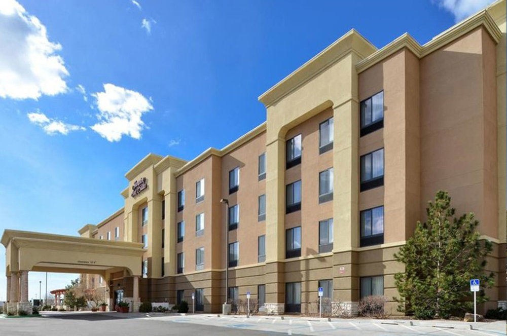 HAMPTON INN & SUITES ALBUQUERQUE - COORS ROAD -