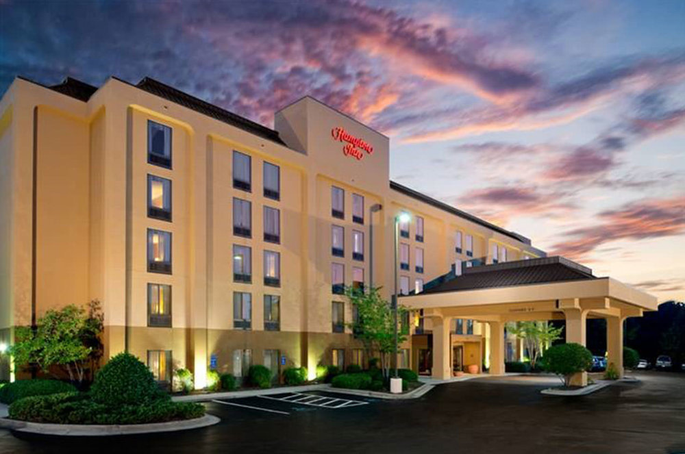 HAMPTON INN COLUMBIA NORTHEAST - FORT JACKSON -