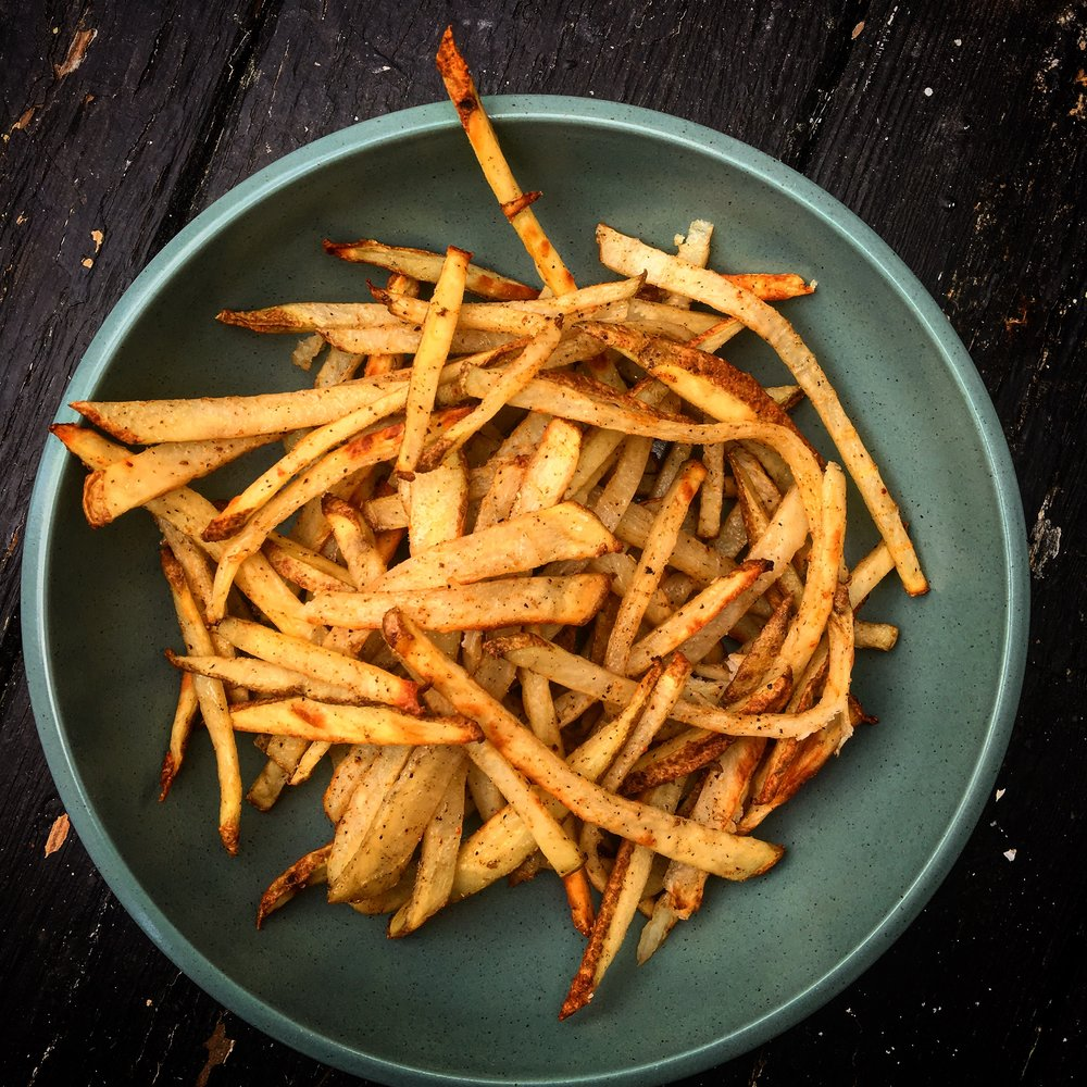 Perfect Oven Baked French Fries