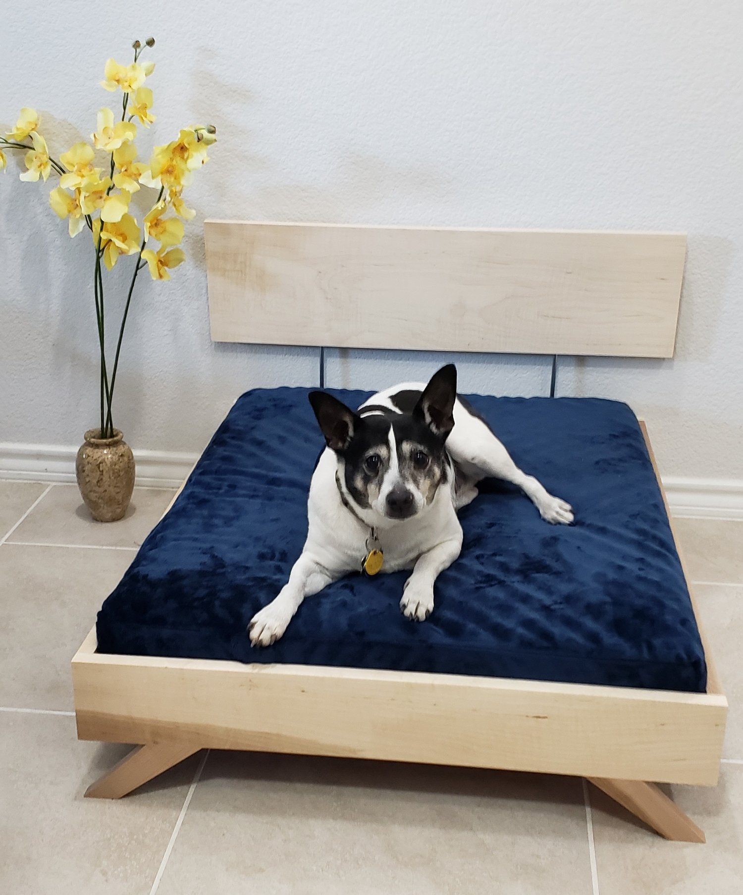 Celeste Pedestal Pet Bed