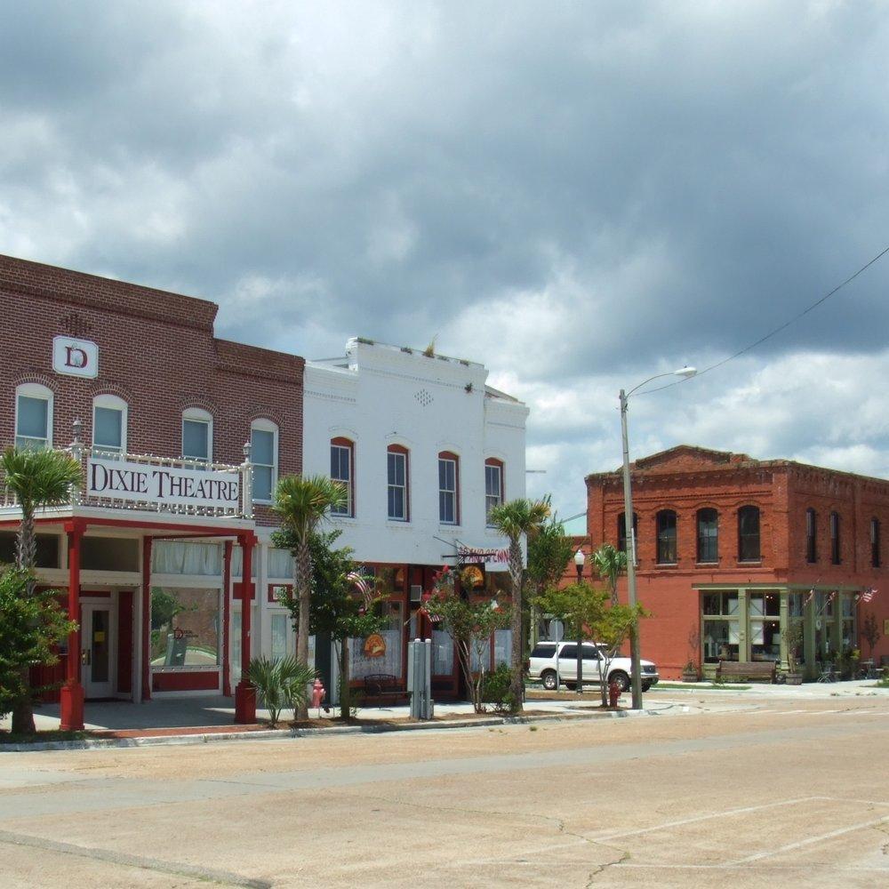 Avenue E, Apalachicola
