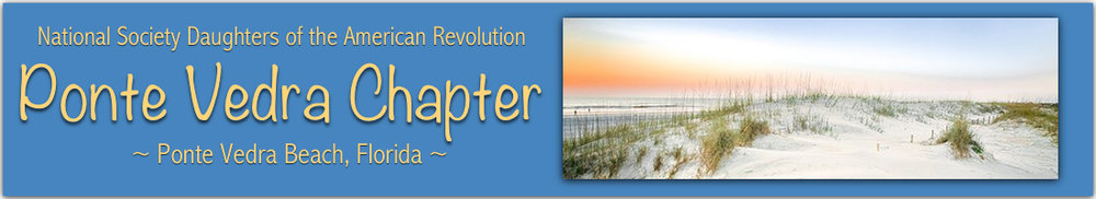 Ponte Vedra Chapter NSDAR