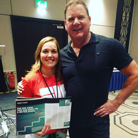 The one and only Dan John at the Strength Matter Summit in October 2016.