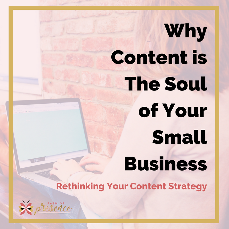 Content Strategy - Why Content is King and the Soul of Small Business