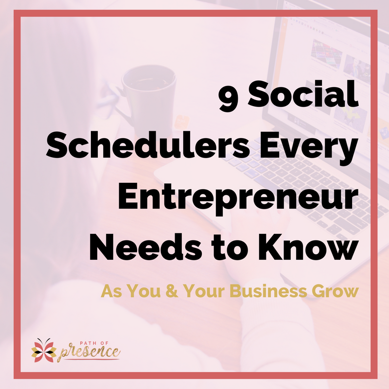 9 Social Media Schedulers Every Solopreneur Needs to Know