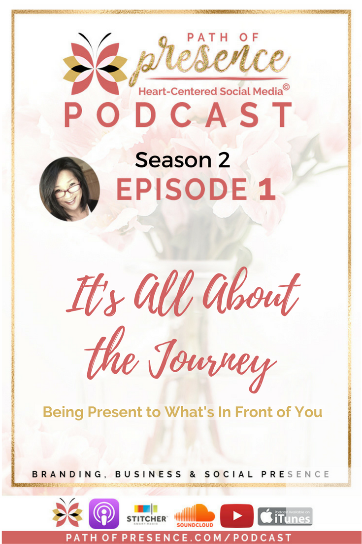 Path of Presence Podcast - Season 2 - Episode 1: Its All About the Journey of Entrepreneurship