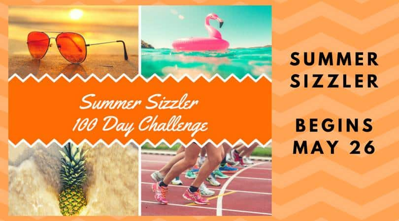 Summer Sizzle 100 Day Challenge