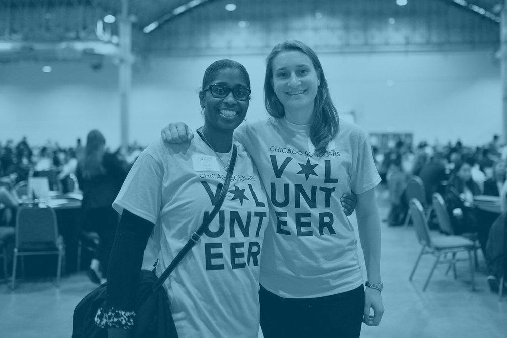 Volunteer -