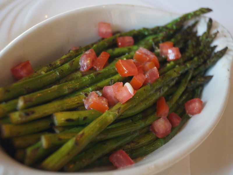 Hickory Grilled Asparagus - $12