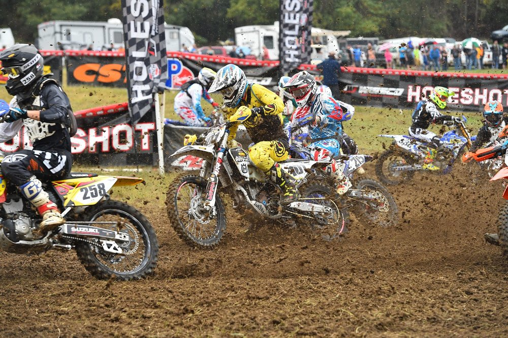 Conner Keegan 4 Stroke A Lites - Photo By Ken Hill