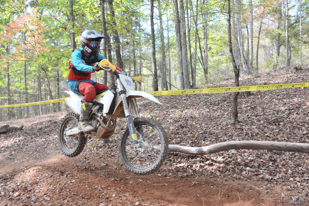 Chase Sweda raced a 2017 Husqvarna FC250 this past weekend at the Rock Crusher Sprint Enduro.