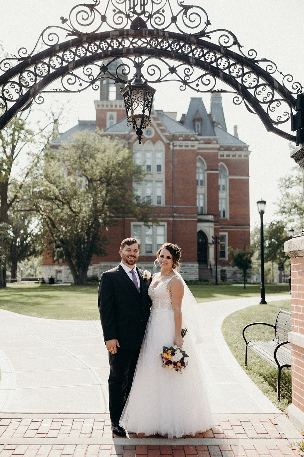 Depauw univeristy wedding