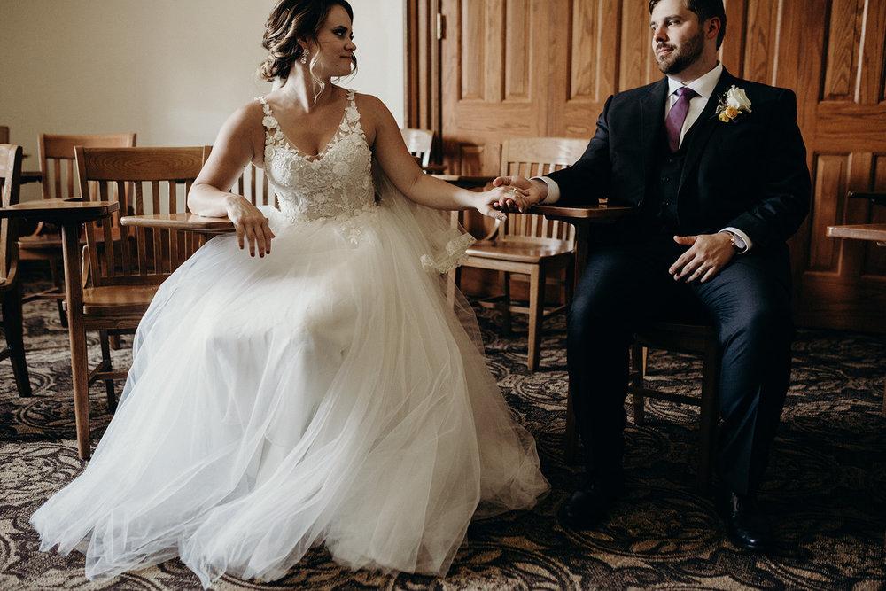 depauw meherry hall wedding