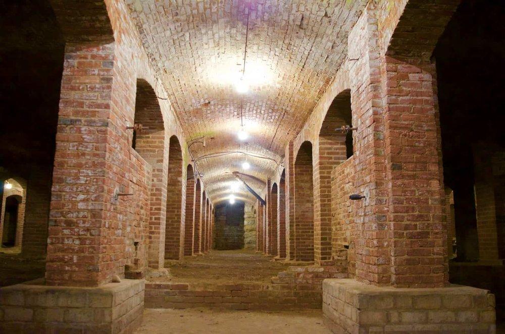 Indianapolis Market Catacombs