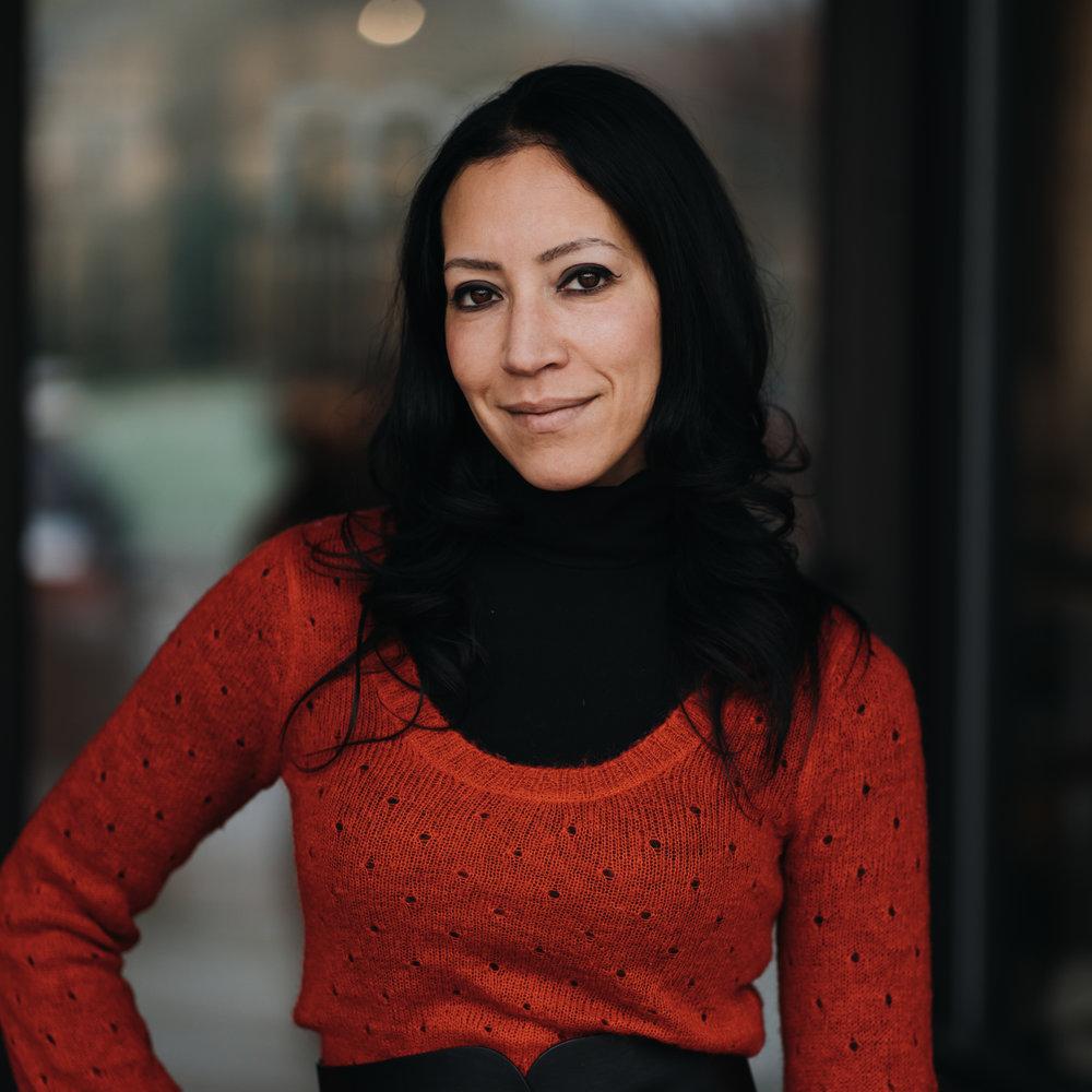 Frances Parson - Assistant Designer