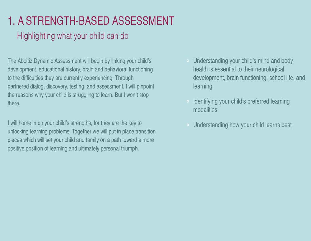 Aboitiz Dynamic Assessments