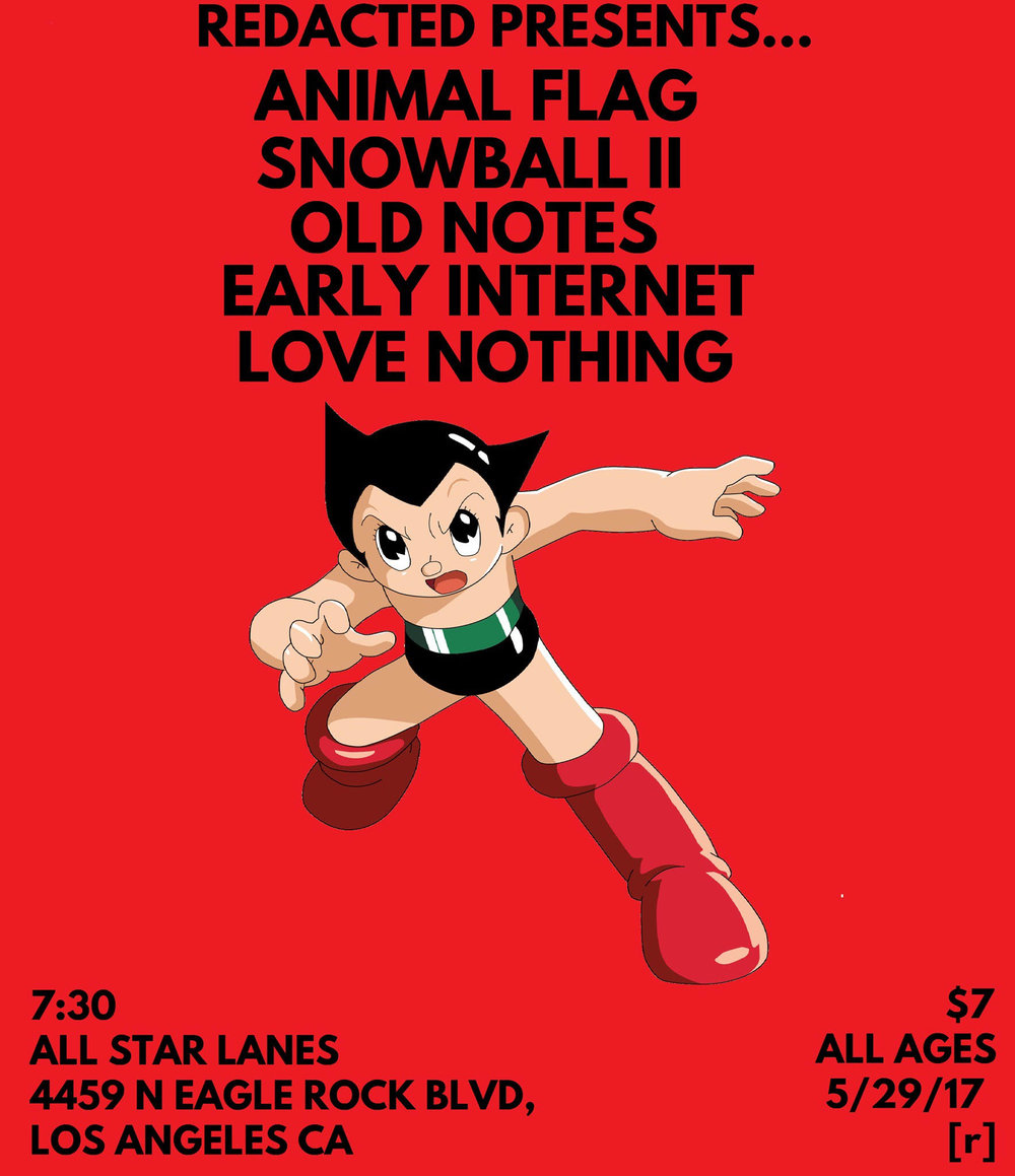 SNowball ii - All Star Lanes 5/29/17.jpg