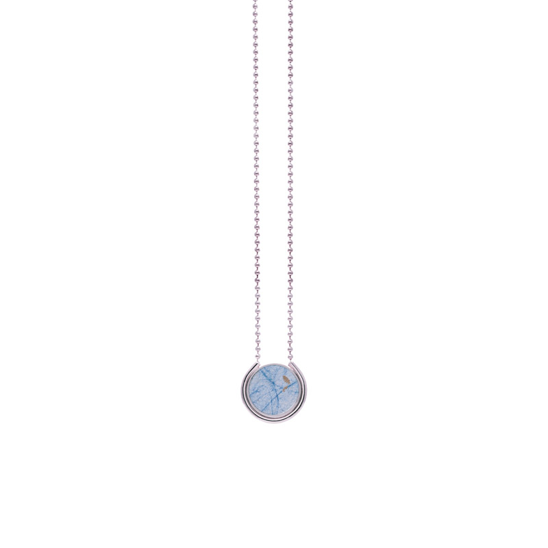 Patricia-Wong-The-Rose-Tint-tinted-mini-pendant-sterling-silver-blue