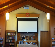 St. Agnes Parish Academy: chapel conference room