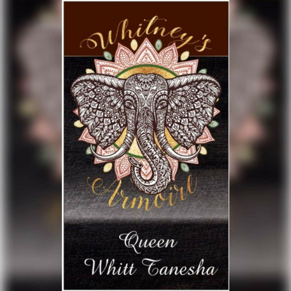 WHITNEY'S ARMOIRE -