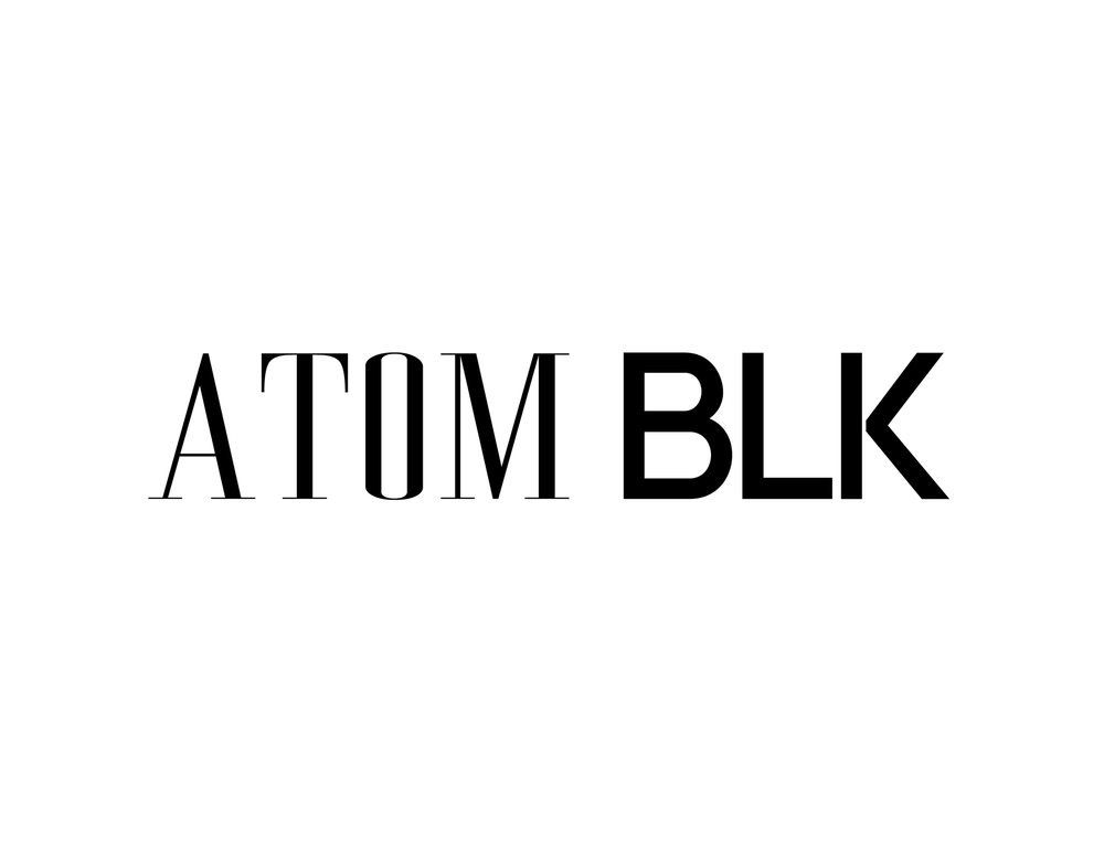 ATOM BLK - LIKE THE FACEBOOK PAGE