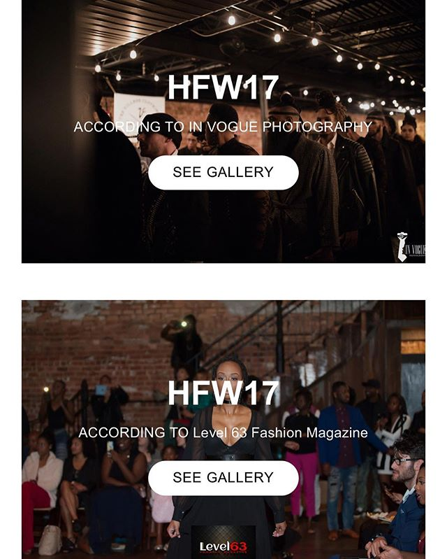 Check out the Media Page for photos from @in_vogue_photography and @kspivey63  Link in bio. #HFW17
