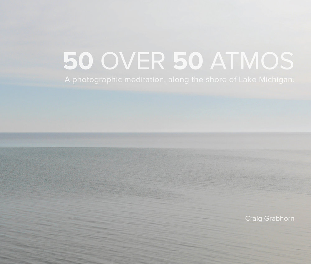 Pick up your copy! - I'm excited to announce that the first printing of the 50over50atmos photo book is in stock.Follow the link below to purchase your copy now... www.craiggrabhorn.com/shop/50-over-50-atmos