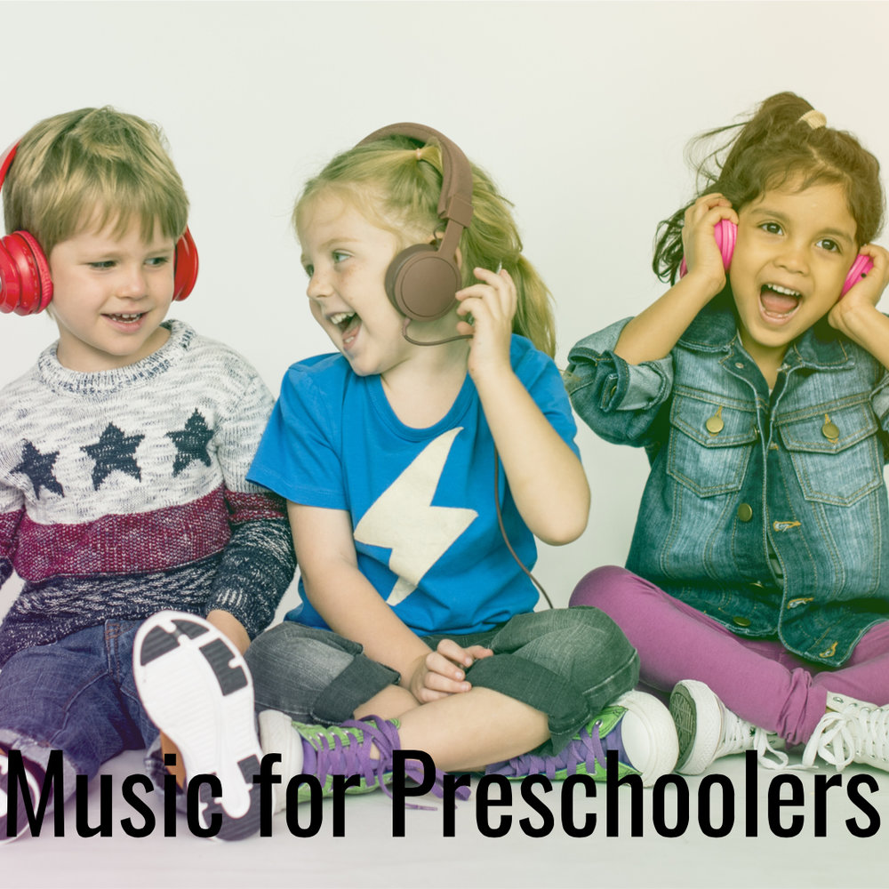 "Music for Preschoolers    There's only so many times you can hear ""Let it Go"" before it's time to switch things up! Here you'll find music that will challenge and teach your preschooler while quickly become family favorites.  (Learn more...)"