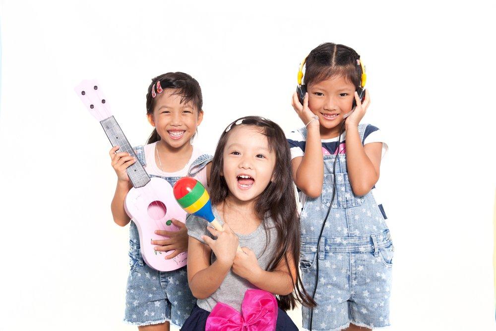Music for Kindergarteners