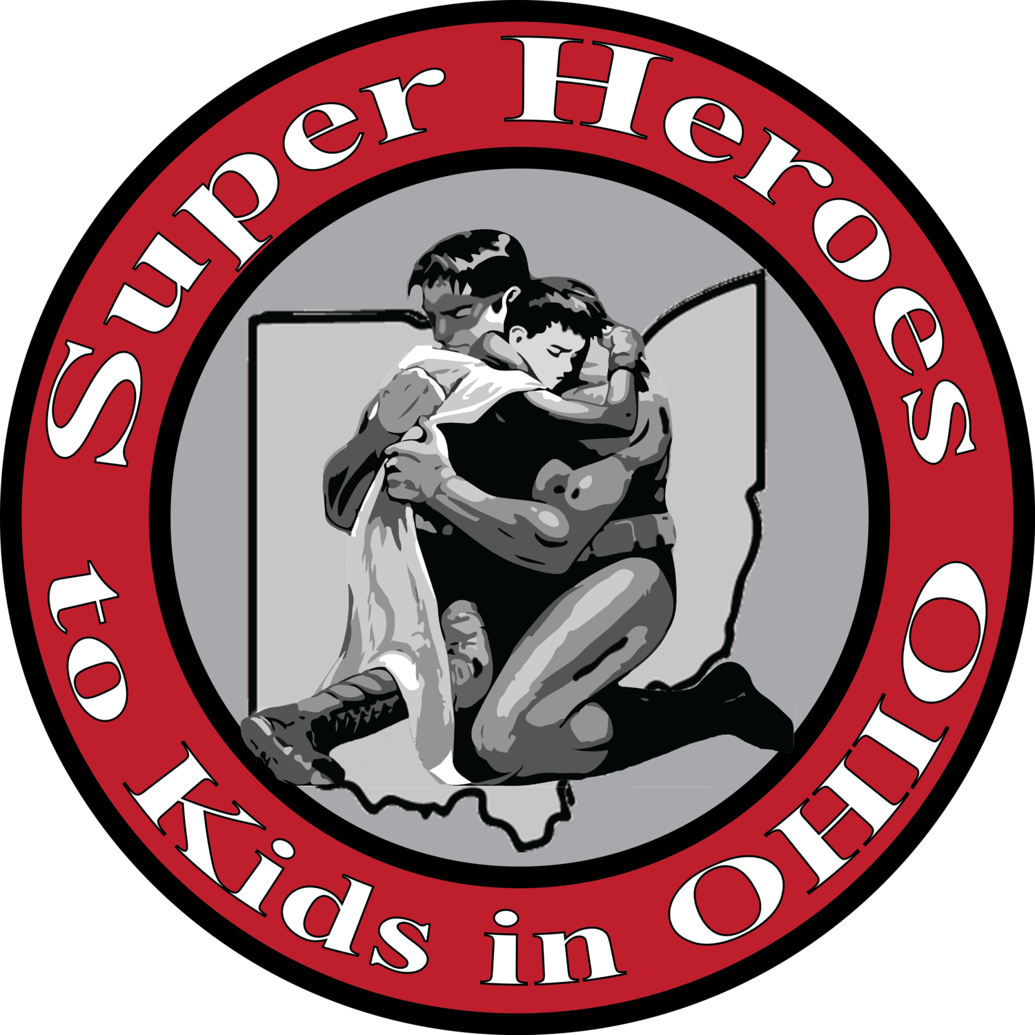 Super Heroes To Kids In Ohio