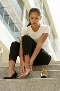 Heel Pain after walking -