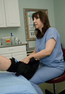 Stress Fracture Treatment