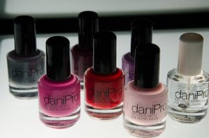 Antifungal Nail Polish Cranberry