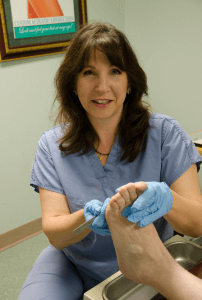 Dr. Tina Wound Care