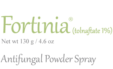 Fortina Antifungal powder spray