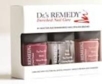 Antifungal Nail Polish    Many nail polishes have harmful chemical that can damage your nail, letting in fungus. Our favorite is Dr.'s Remedy anti-fungal nail polish. It has no formaldehyde or harmful chemicals. 25 fun colors to choose from!
